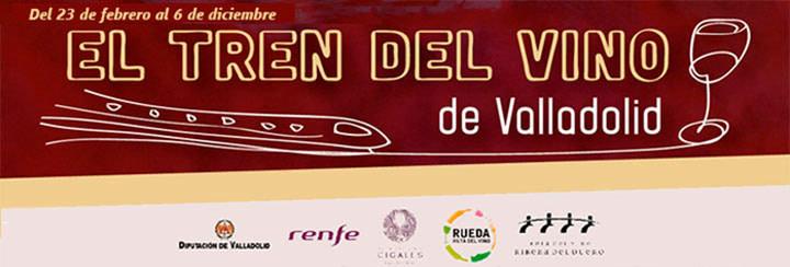 Banner - Tren del Vino 2019