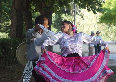 Evento 6 - Diseño y produccion de evento - On Valladolid Latino (2011)