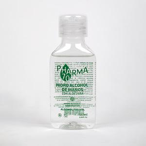 Gel hidroalcohólico de Manos con Aloe Vera HA70 PHARMA (Botella 100ml) (nuevo)