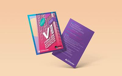 Diseño de imagen de evento – VI Foro de Novedades en el Sector Turístico 2019