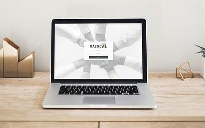 Diseño web – Portal Grupo MasMovil