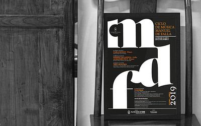 Imagenes de campañas – Ciclo de música – Manuel de Falla 2019