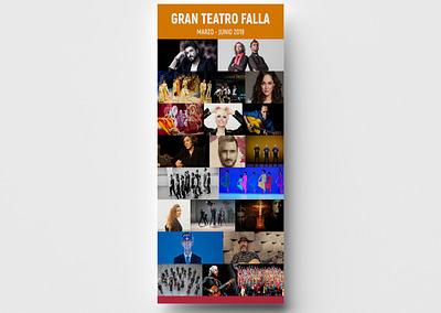 Campaña de publicidad – Gran Teatro Falla (Marzo – Junio 2019)