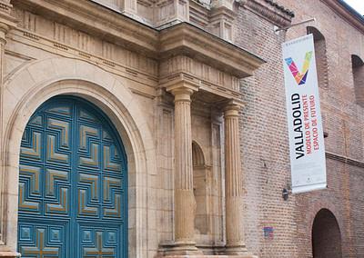 Diseño de exposiciones y museografia – Valladolid Modelo Presente Espacio de Futuro
