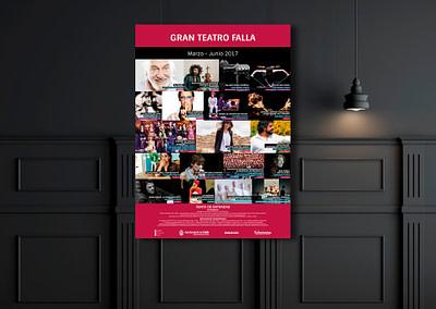 Campaña de publicidad – Gran Teatro Falla (Marzo – Junio 2017)