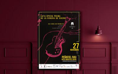 Campaña de publicidad – Cata Ópera Prima 2017