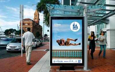 Campaña de publicidad – XVI Festival Internacional Cádiz en Danza