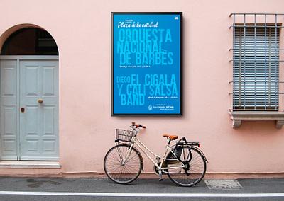 Campaña de publicidad – Conciertos en la Catedral (2017)