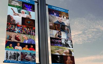 Campaña de publicidad – Gran Teatro Falla (Septiembre – Diciembre 2019)