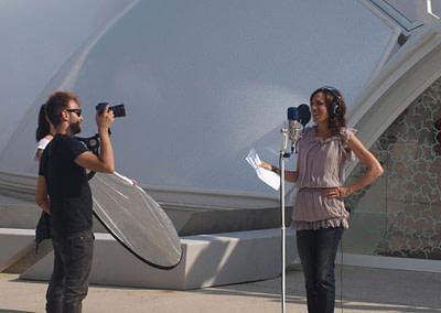 Evento 5 - Diseño y produccion de evento - On Valladolid Latino (2011)