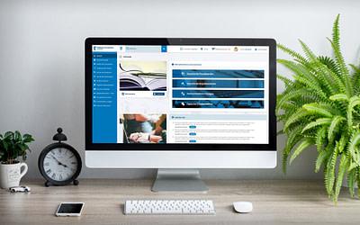 Diseño web – Intranet Tribunal de Cuentas de Madrid