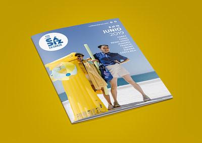 Imagen de campaña publicitaria – XVIII Festival Internacional Cádiz en Danza