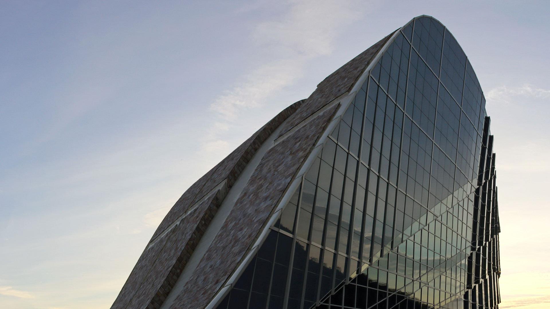 Edificio - Proyecto de consultoria - Centro de Arte Internacional