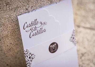 Diseño editorial – Castillo de Castillos – Castillo Fuensaldaña