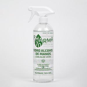 Gel hidroalcohólico de Manos con Aloe Vera HA70 PHARMA (Botella 750ml) (nuevo)