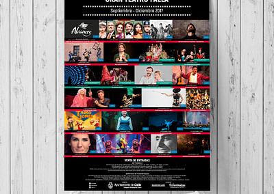 Campaña de publicidad – Gran Teatro Falla (Septiembre – Diciembre 2017)