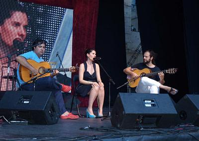 Evento 9 - Diseño y produccion de evento - On Valladolid Latino (2011)