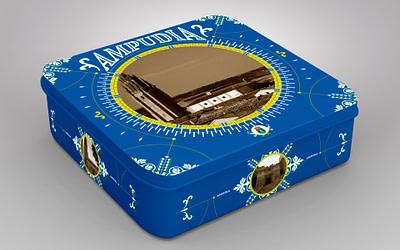 Packaging – Propuesta Caja Ampudia