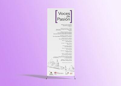 Campaña de publicidad – Voces de Pasión 2019