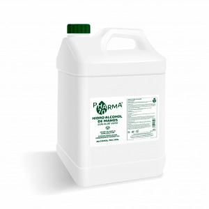 Gel hidroalcohólico de Manos con Aloe Vera HA70 PHARMA (Garrafa 25 litros) (nuevo)