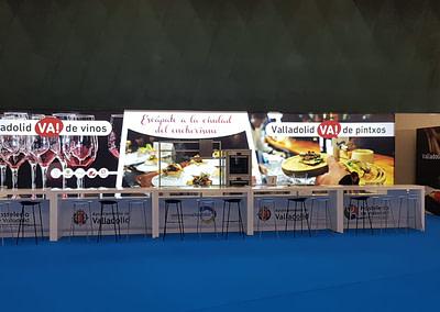 Diseño de stand - San Sebastián Gastronomika 2019 - 3