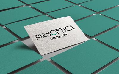Desarrollo de marca – Mas Optica