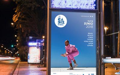 Campaña de publicidad – XVII Festival Internacional Cádiz en Danza