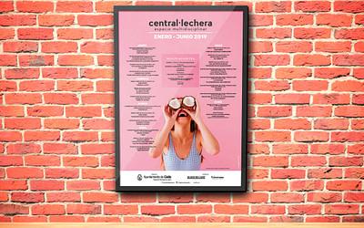 Campaña publicitaria – Sala Central Lechera (Enero – Junio 2019)