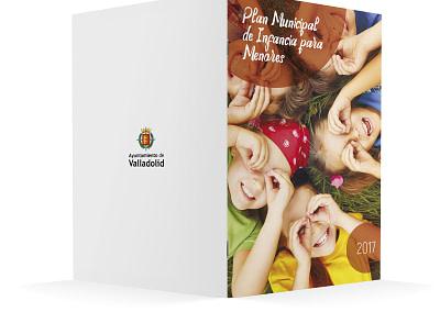 Propuesta de diseño editorial – Plan Municipal de Infancia para Menores 2017