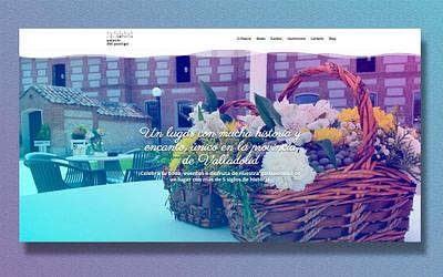 Diseño web – Palacio del Postigo